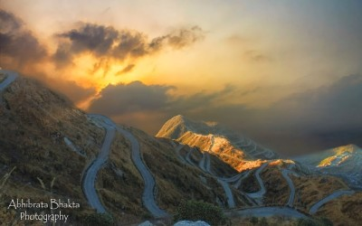 Zuluk : Travel Guide of Old Silk Route, Sikkim tourism
