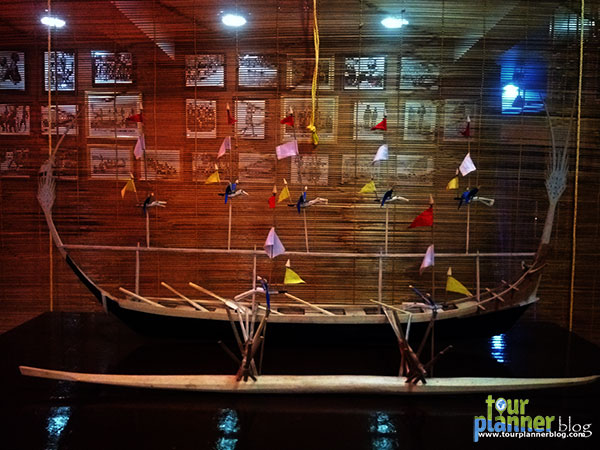 Model Boat at Kalapani