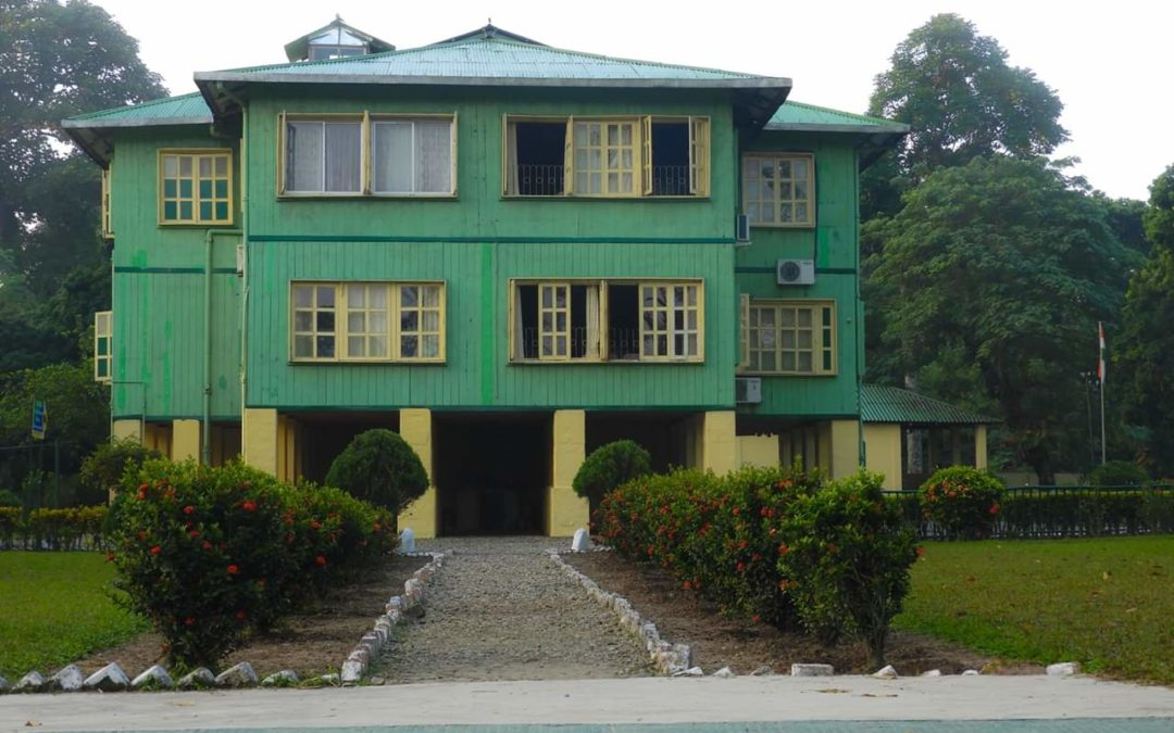 Holong Tourist Lodge Travel Guide : Jaldapara, Dooars