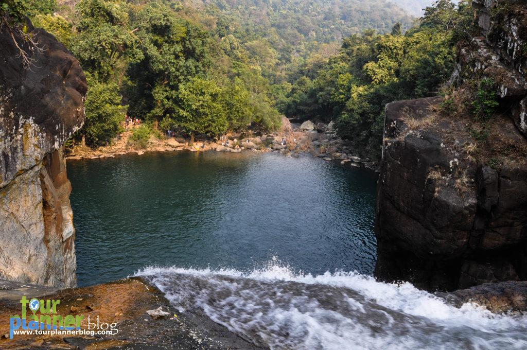 Kuldiha Forest - A Weekend Destination in Orissa waterfall