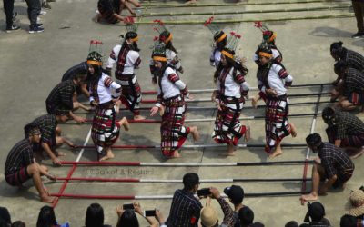 CHAPCHAR KUT – THE FESTIVAL OF JOY IN MIZORAM