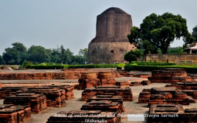 SARNATH : The land of buddhism