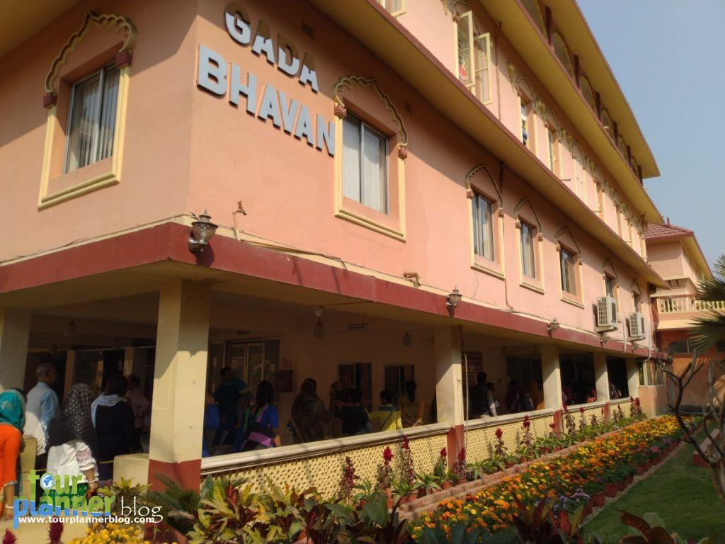 Gada Bhawan, Fooding option in Mayapur