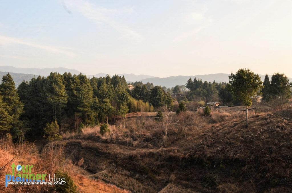 places to visit in march ziro