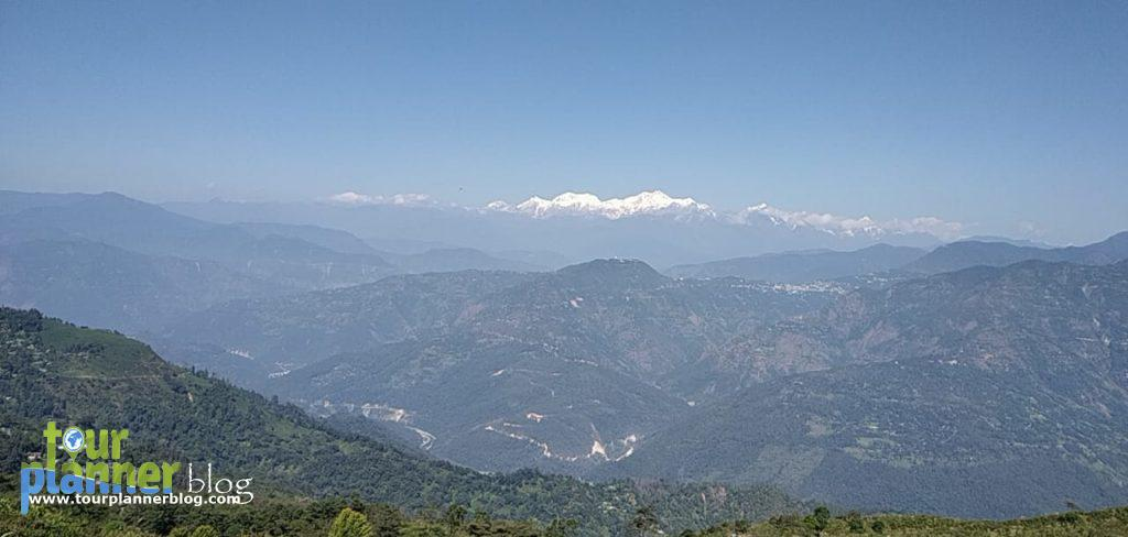 Kanchenjungha from Gumbadara view point