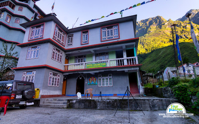 Hotel Golden Fish, Lachung