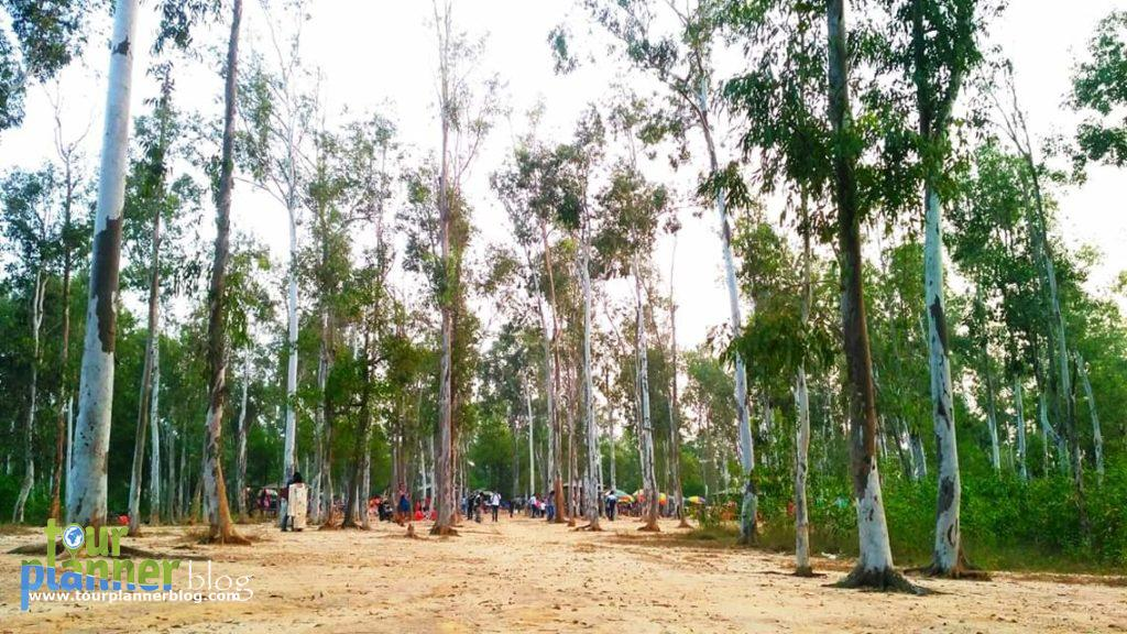 places to visit in march shantiniketan