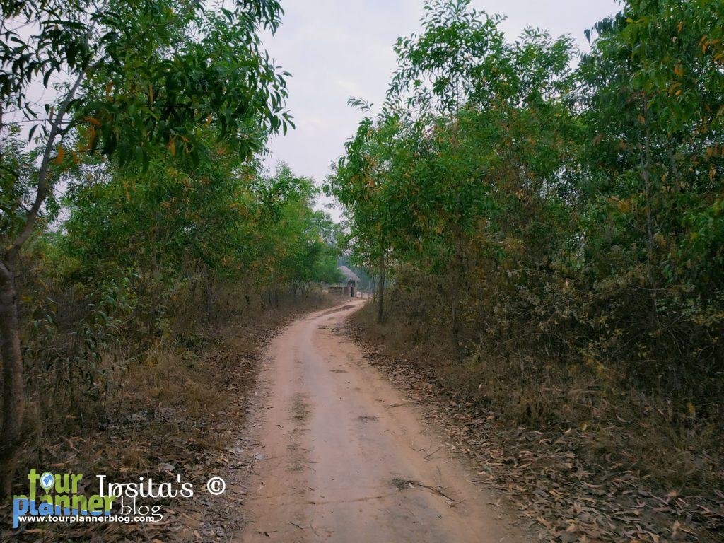 Towards Jhargram