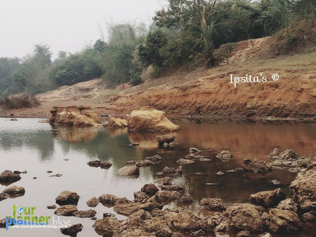 Dulung River - A weekend in jhargram