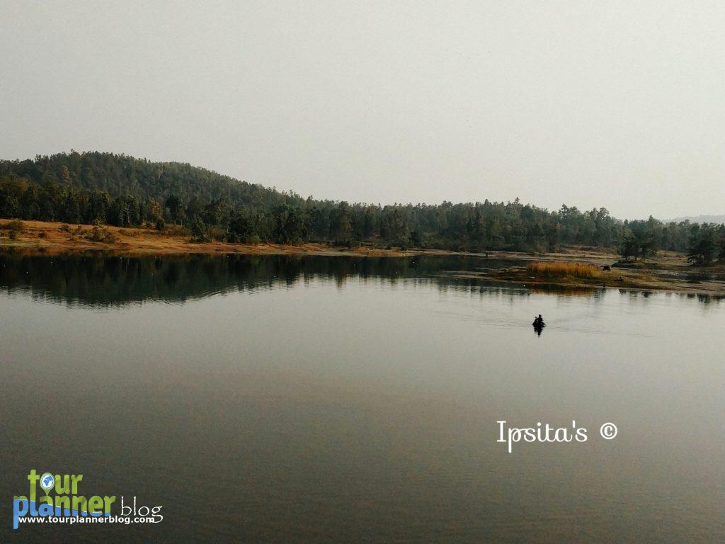 Khandarni Lake - A weekend in Jhargram