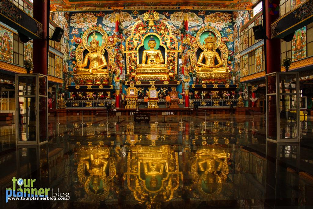Golden temple, Coorg