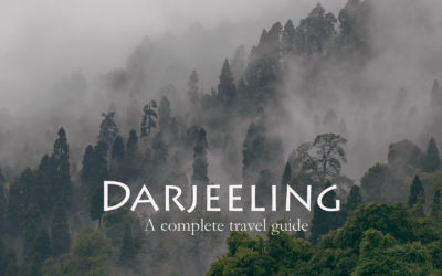 Top most Darjeeling visiting places and travel guide